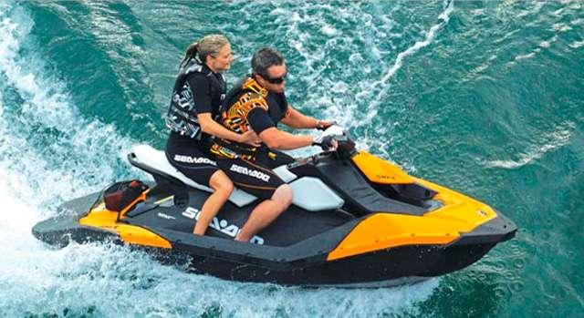 Alquiler Motos de Agua Ibiza