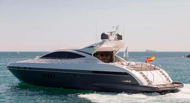 Alquiler superyates Ibiza