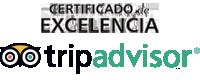 Trypadvisor Certificado de Excelencia