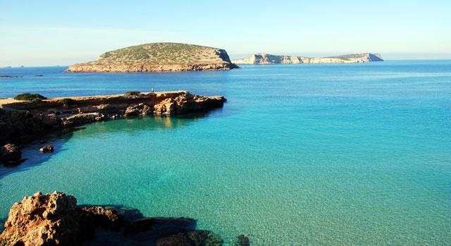 Playa Cala Conta