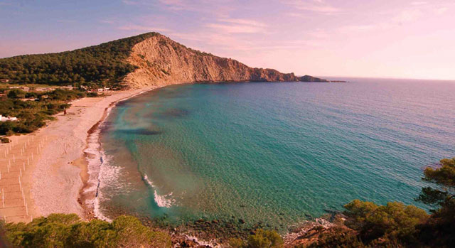 Playa Cala Jondal