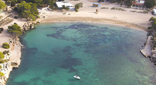 Playa Es Torrent